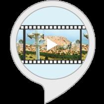 異国の旅動画